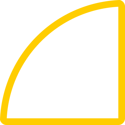 Quarter-Circle-yellow