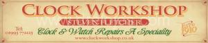 Steve Fletcher clockmaker