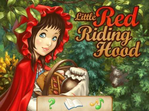 little red riding hood short story