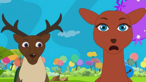 animal stories for kids with morals