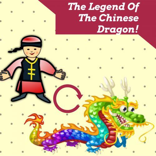 chinese dragon story