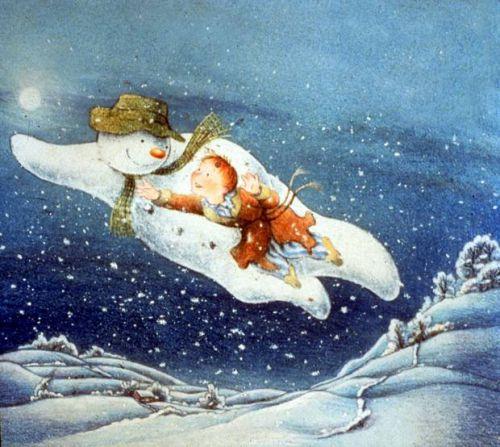snowman short story