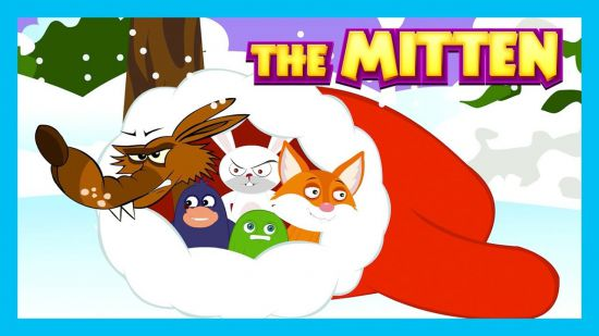 the mitten story