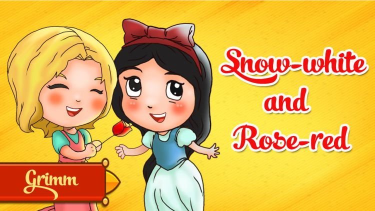 snow white and rose red story