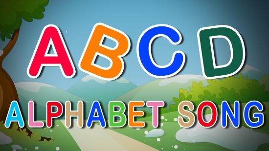 phonics alphabet song