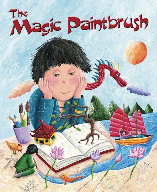 the magic paintbrush