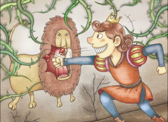 stories with moral lessons for children