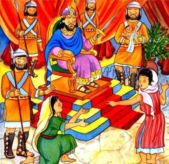 king solomon story
