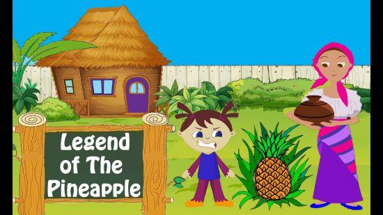 legend of pineapple