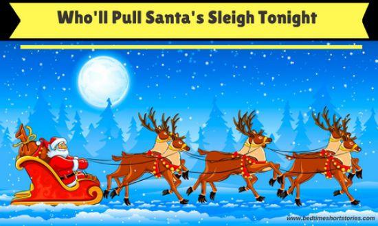 short christmas stories for children