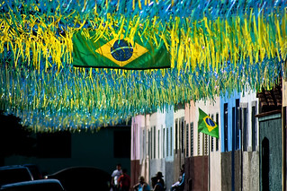 Brazil's stolen symbol: it's Jair's shirt now