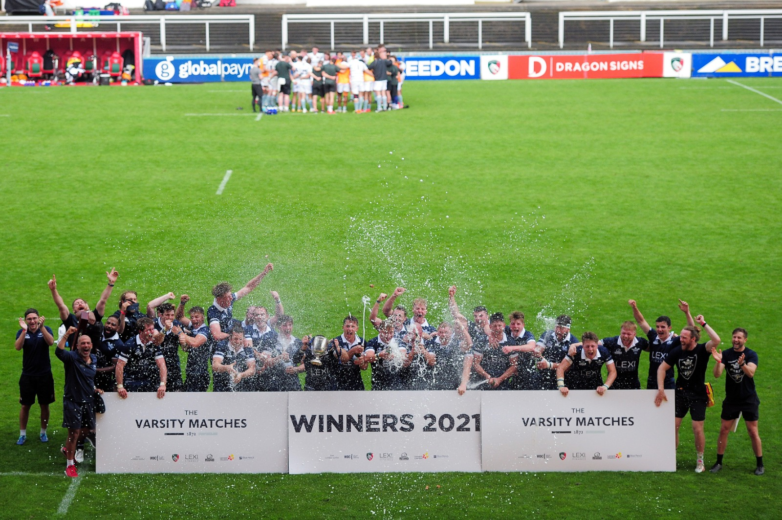 OURFC men's team are victorious as women's team are defeated in 2021 Varsity matches