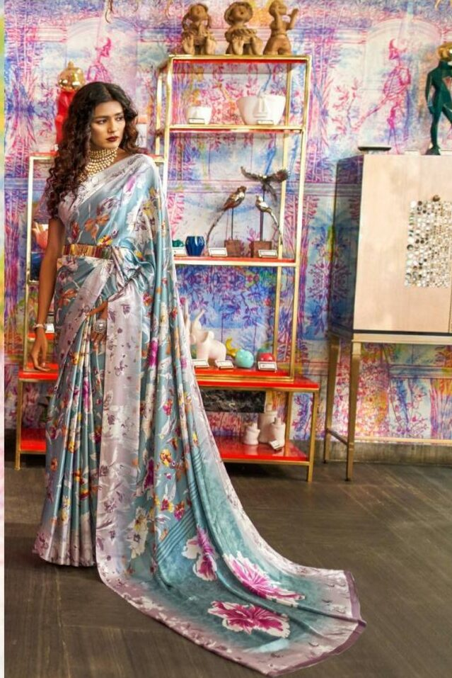 Casual Wear Latest Saree Blouse Patterns