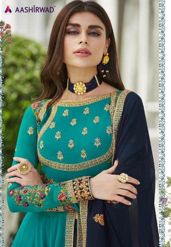 Indian Evening Gowns for Wedding Reception With Price