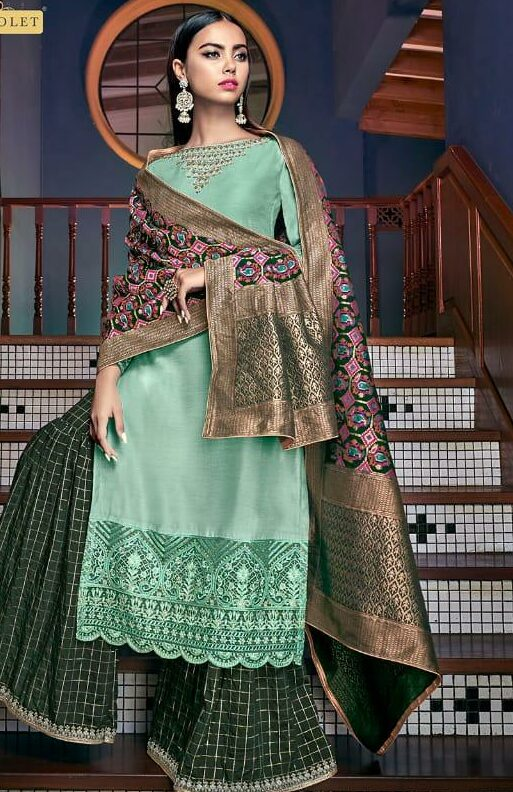 Sharara Dress For Girl
