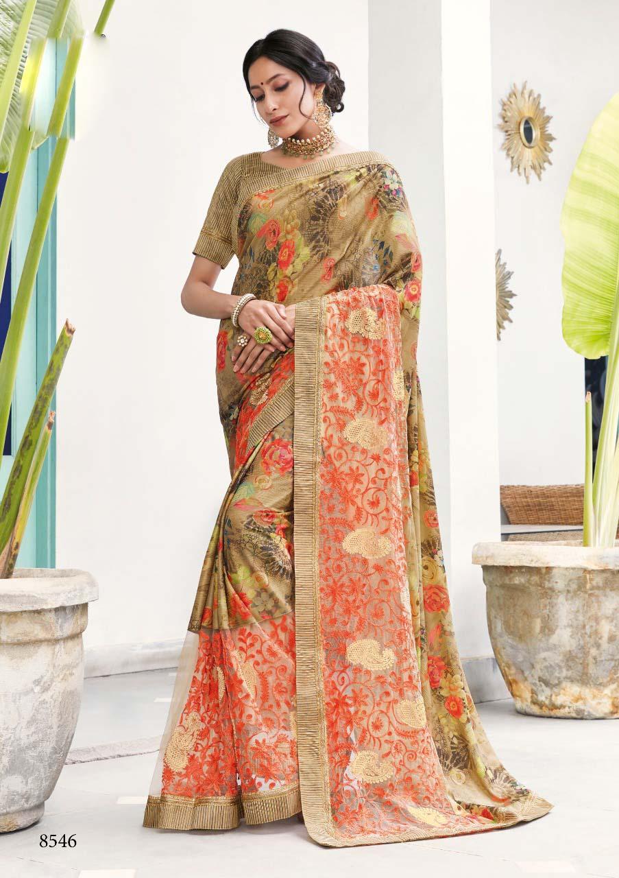 Soft Silk Designer Sarees Online