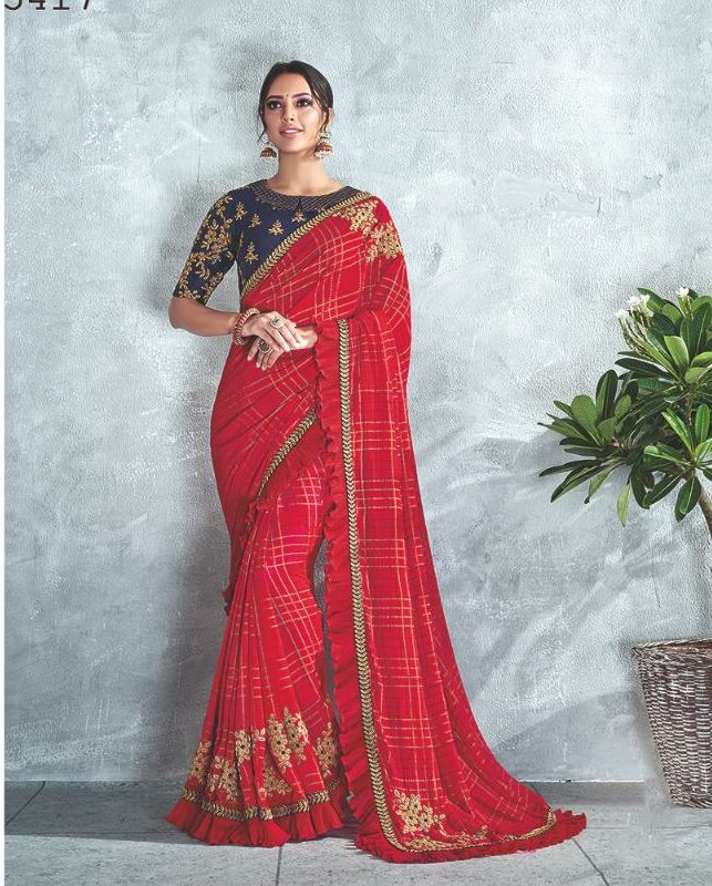 Latest Designer Blouse for Saree