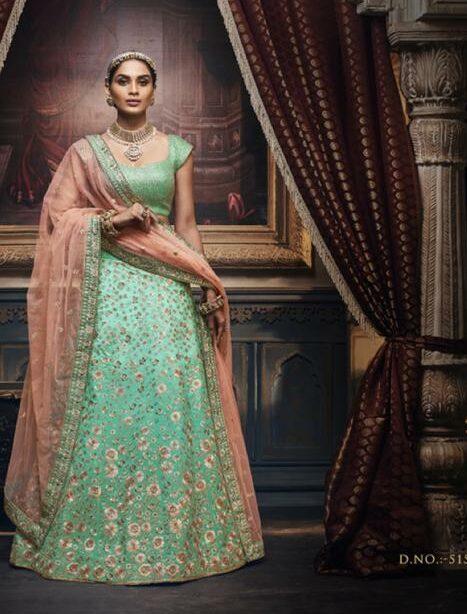 Latest Designer Bridal Lehenga Collection