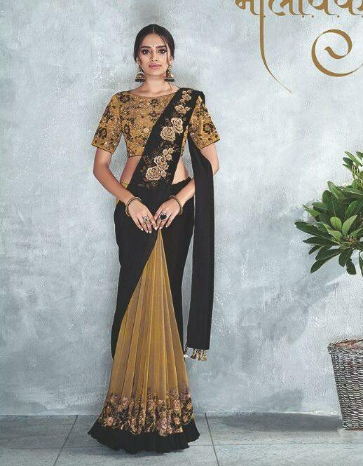 Lehenga Style Sarees Collection