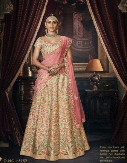 Designer Lehenga Choli for Wedding