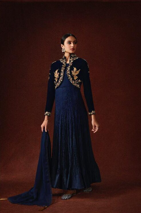 Party Wear Gown Images