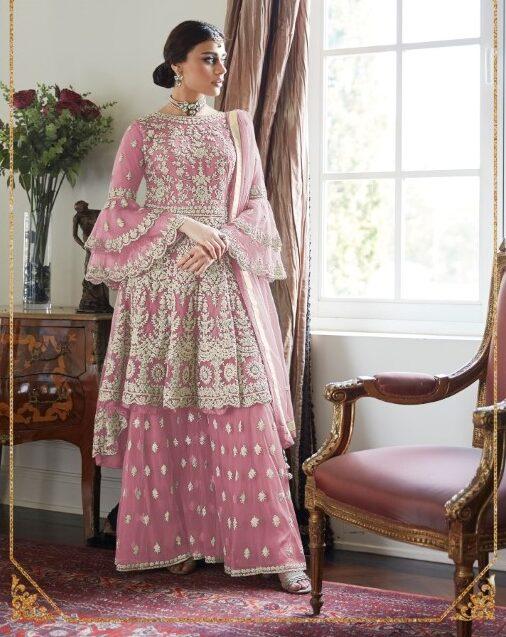 Latest Designer Sharara New Dress Designs