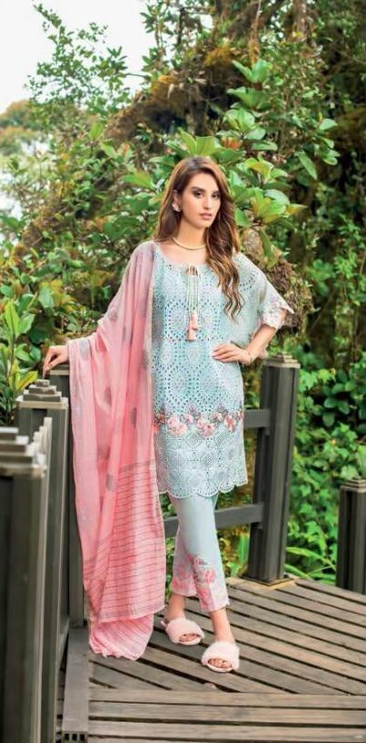 latest Fashion Trends in Pakistani Palazzo Suits