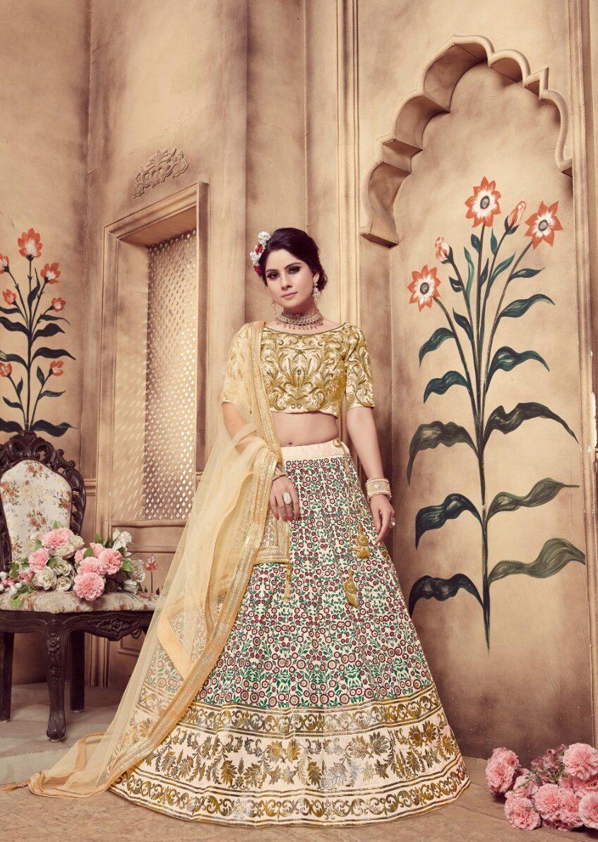 Best Designer Wedding Lehenga