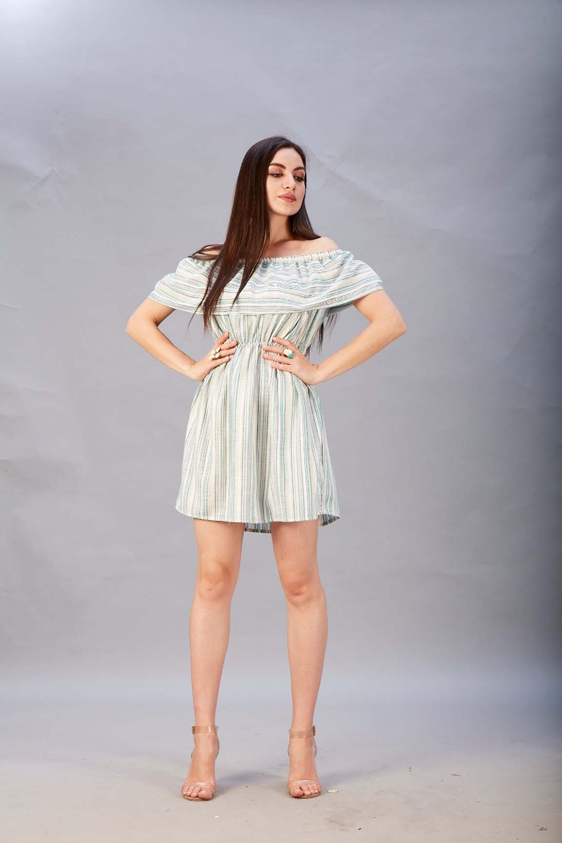 New Off Shoulder Dress