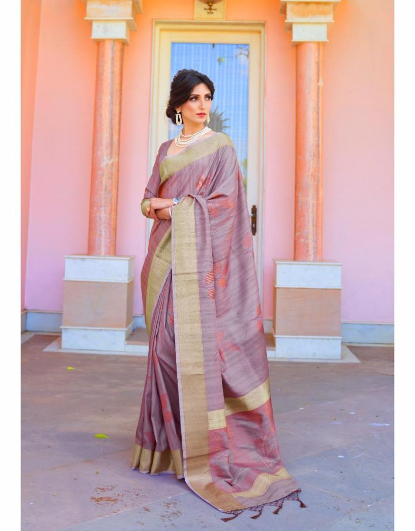 Design of Silk Saree