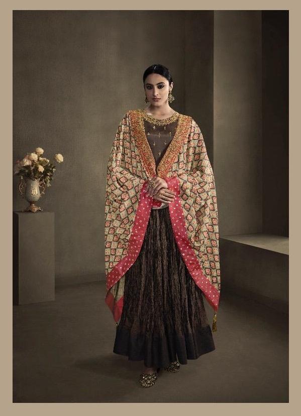 Anarkali Mugdha Dresses with Heavy Dupatta