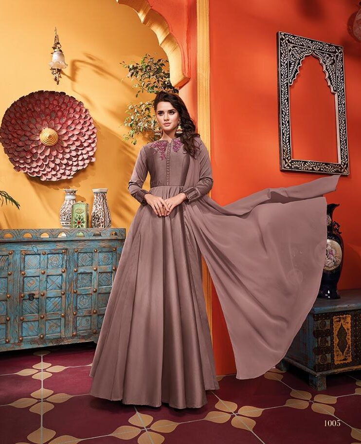 Latest Designer Indian Gowns Online with Price