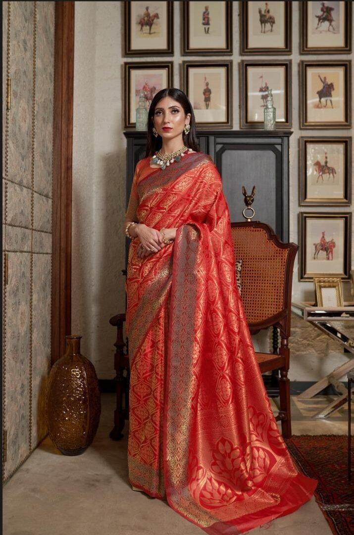 New Designer Handlooms Saree Online With Price.