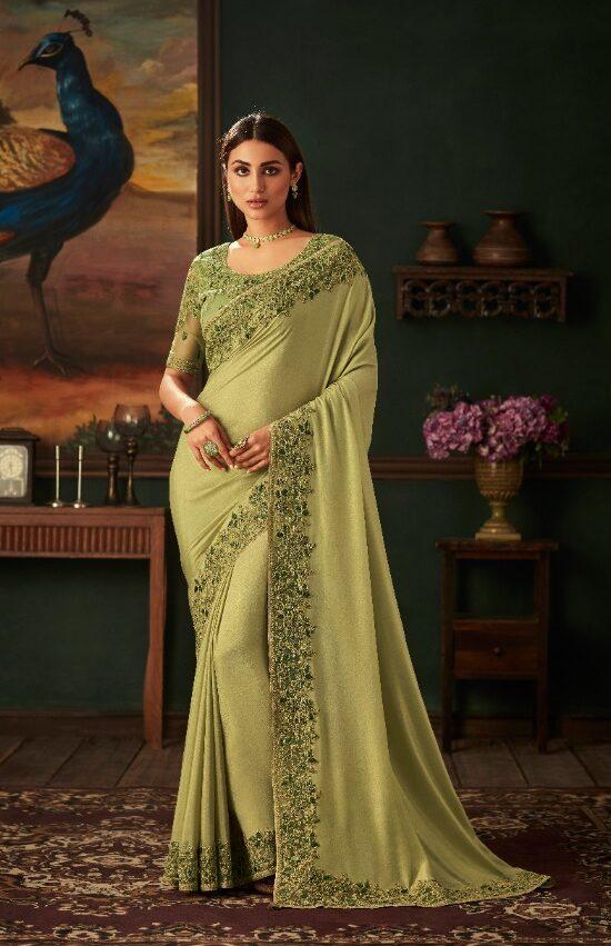 New Designer saree for Wedding Girl With Price