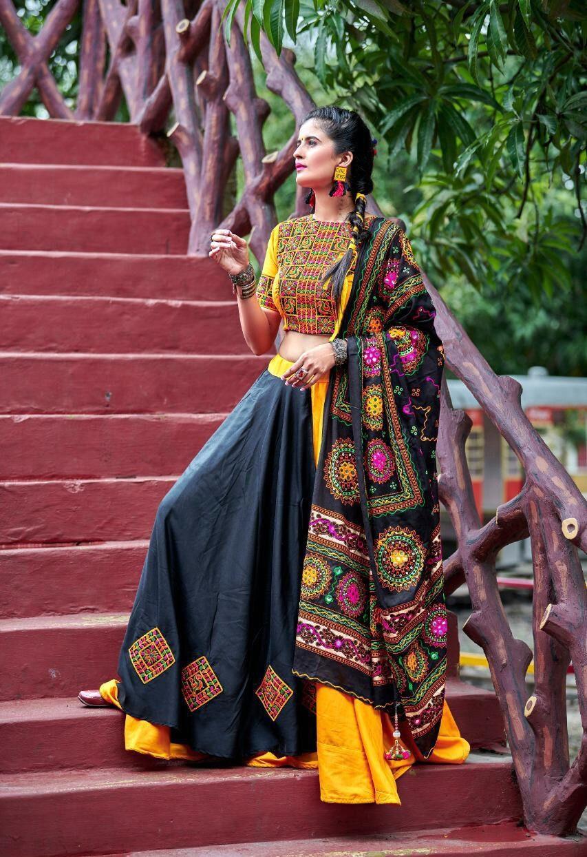 Latest Designer Chaniya Choli for Navratri Ahmedabad