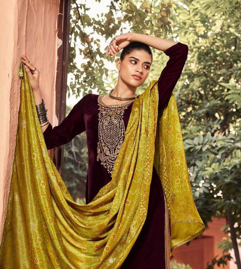 Latest Designer Salwar Suits Punjabi