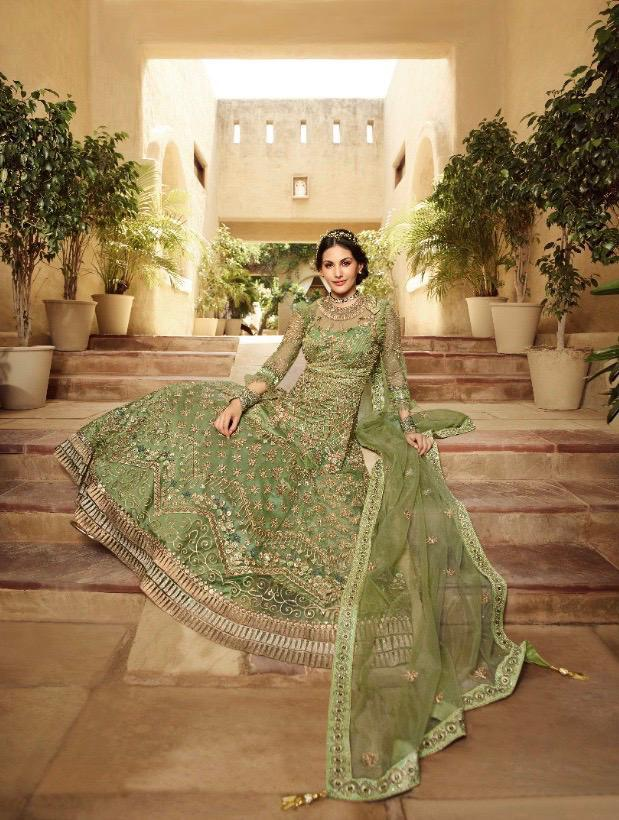 New trend best indian culture traditional gown with a price