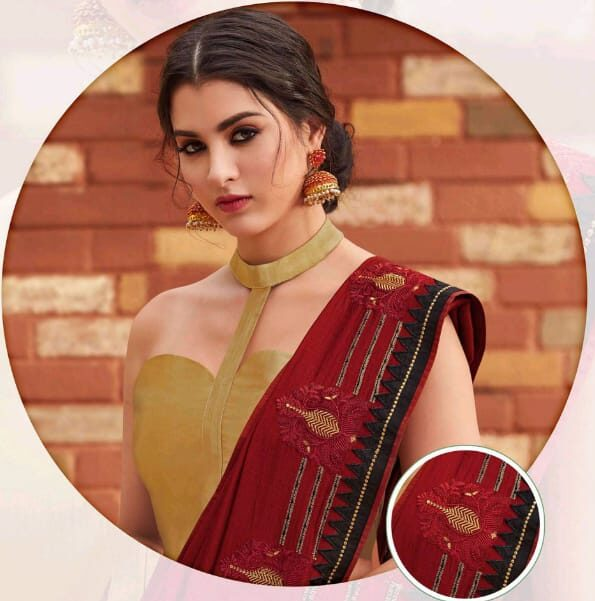 Latest Designer Sarees Online Shopping with Price