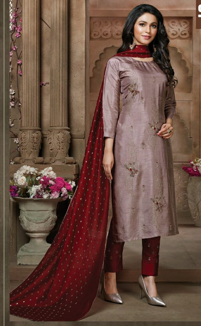 Readymade Designer Indian Suits with Palazzo Pants