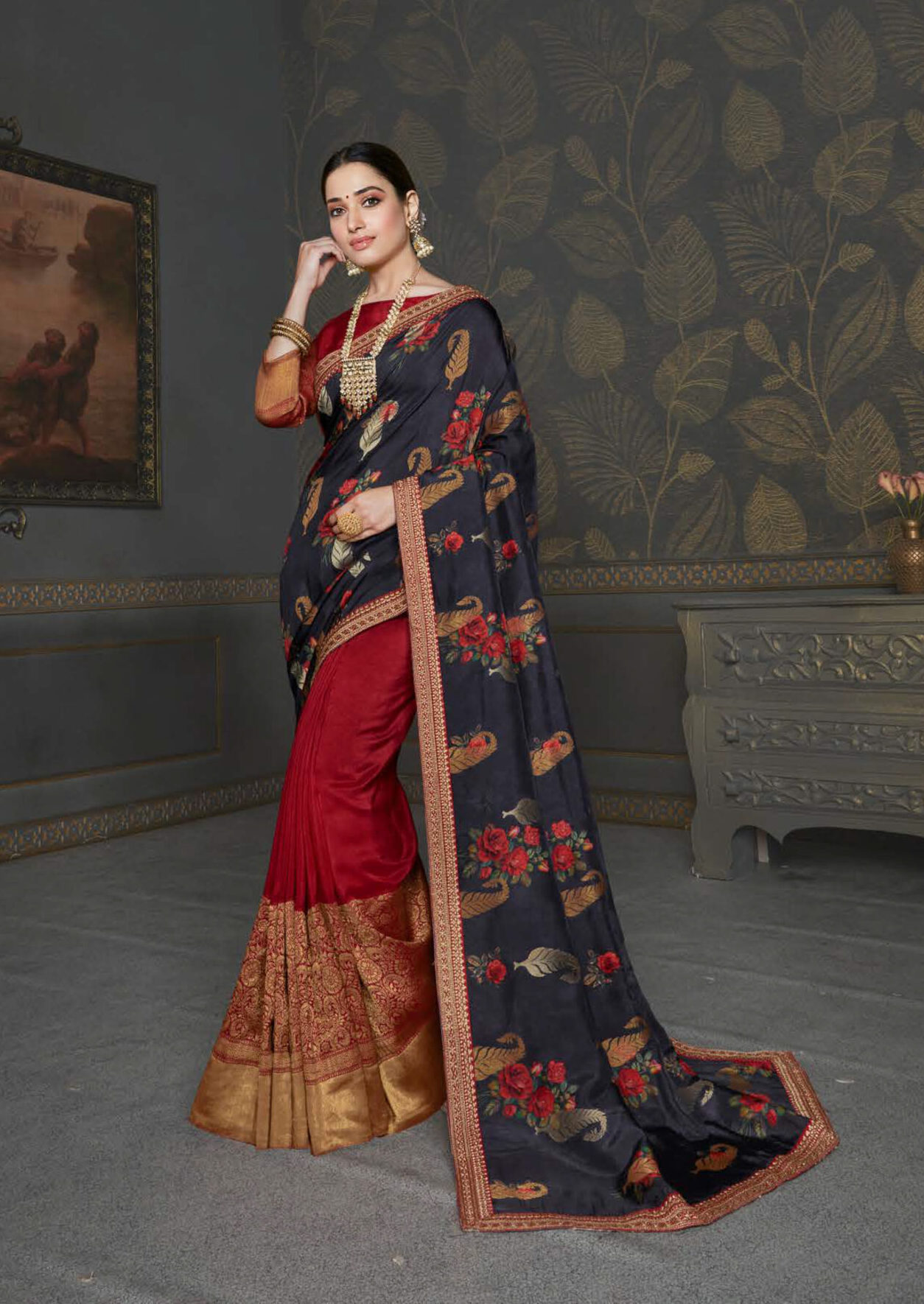 New Designer Party Wear Sarees with Price