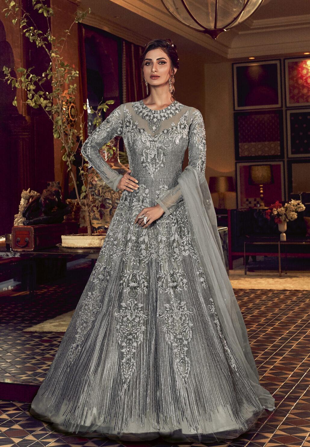 New Designer Wedding Dresses for Girls