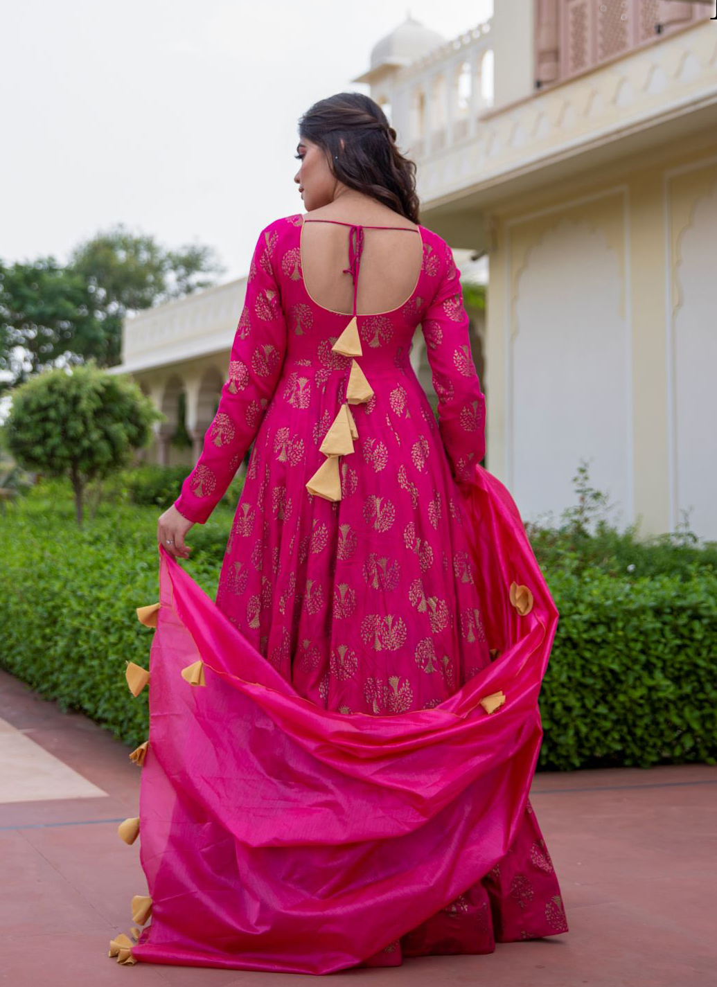 Readymade Latest Gown Design with Price