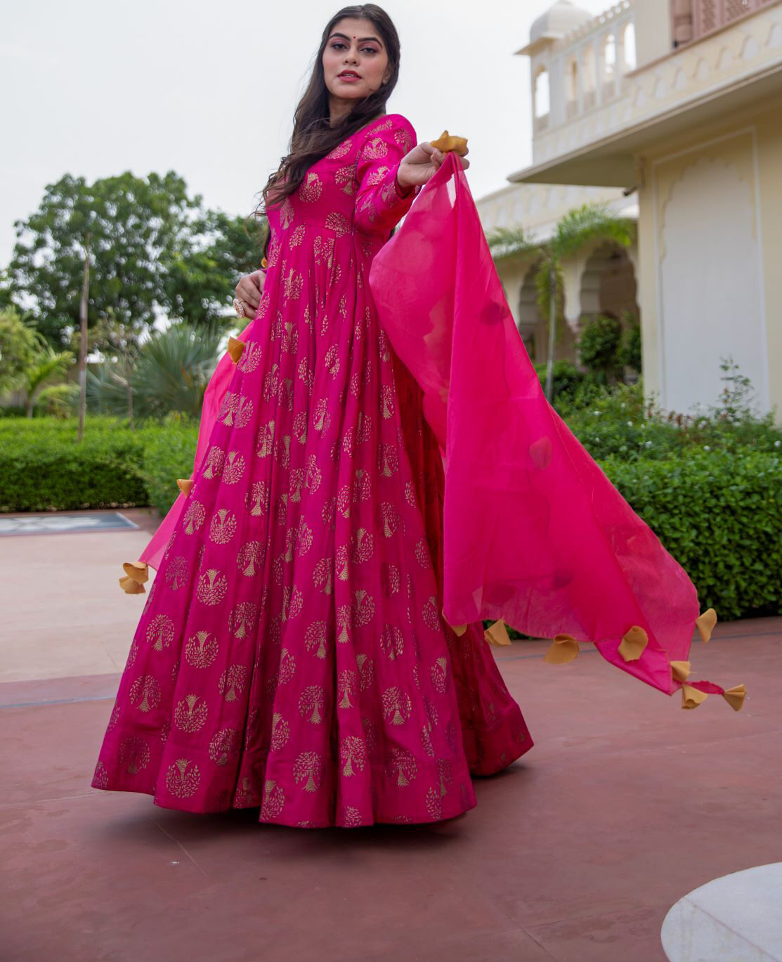 Readymade Anarkali Dresses Online in India