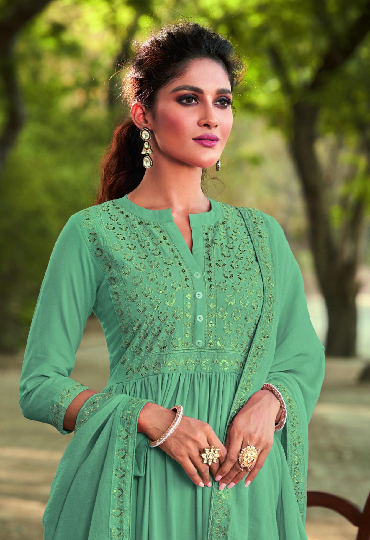 Stitched Suits Designs Simple Salwar Suits Plain