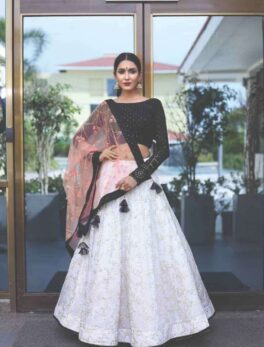 Exclusive Designer Lehenga Choli for Engagement