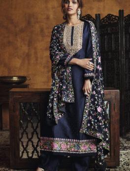 Party Wear Heavy Dupatta Salwar Suits For Women