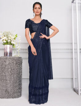 Latest Designer Saree for Party Wear