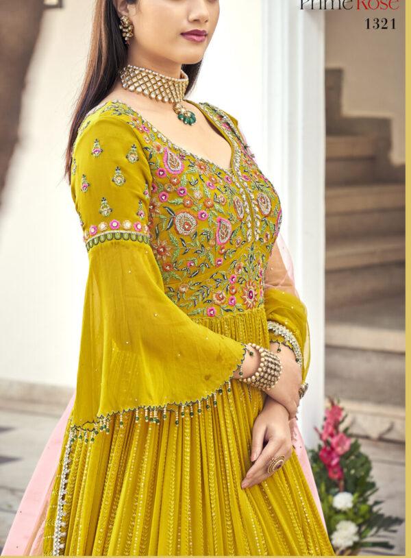latest designer gowns online shopping