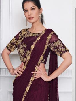 new fashion saree 2021