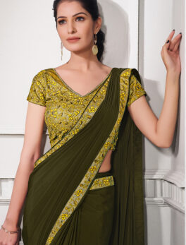 latest saree designs 2021
